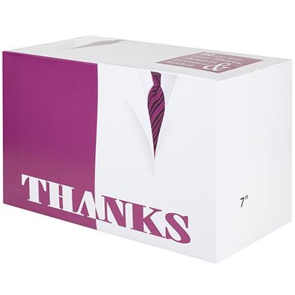 SHIRT BOXES 7″ – 100CT (3016)